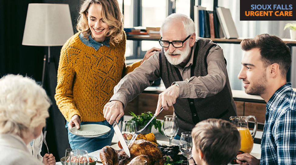 5 ways to stay healthy over the holidays