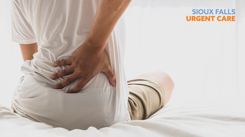 Lower Back Pain Causes and Relief