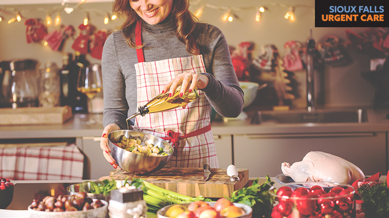 Useful kitchen safety tips for the holidays